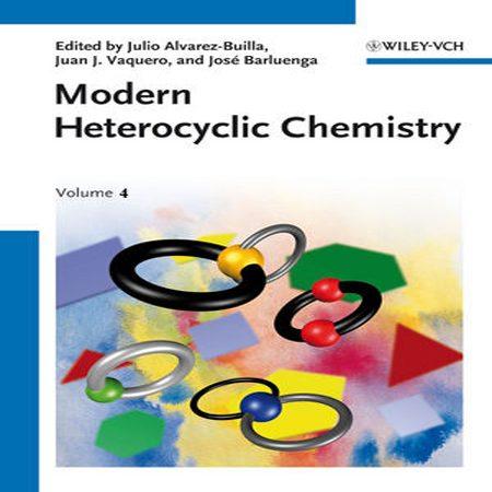 دانلود Modern Heterocyclic Chemistry Volume 4 کتاب شیمی هتروسیکل مدرن
