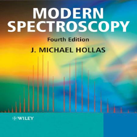 دانلود کتاب Modern Spectroscopy طیف سنجی مدرن هولاس ویرایش 4