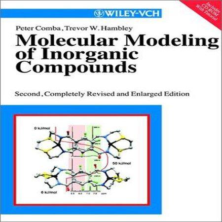 دانلود کتاب مدل سازی مولکولی ترکیبات معدنی Peter Comba ویرایش 2