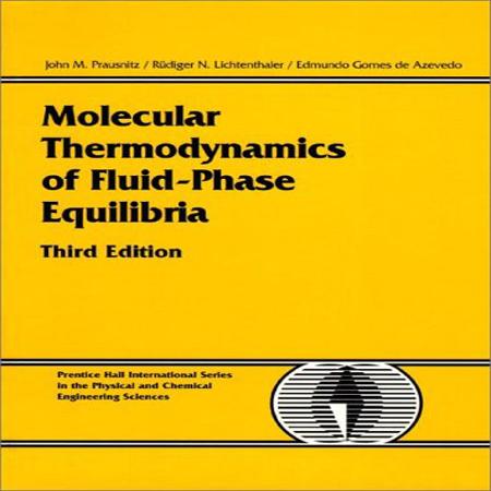 دانلود کتاب ترمودینامیک مولکولی تعادل های فازی سیال تالیف پراوزنیتز ویرایش 3 سوم