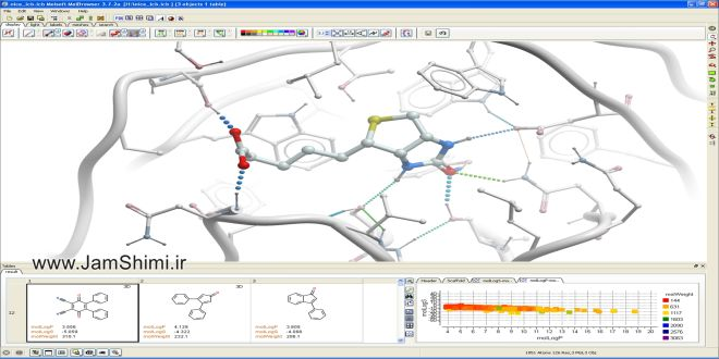 Photo of دانلود Molsoft ICM-Browser Pro 3.9 Win/Linux نرم افزار بیوشیمی و بیوانفورماتیک