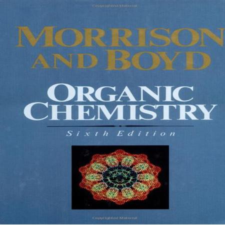 دانلود کتاب شیمی آلی موریسون و بوید ویرایش 6