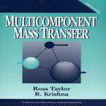 دانلود کتاب انتقال جرم چند جزیی نوشته تیلور کریشنا Multicomponent Mass Transfer
