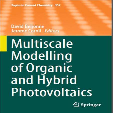 دانلود کتاب مدل سازی چند عاملی فتوولتائیک آلی و هیبرید David Beljonne