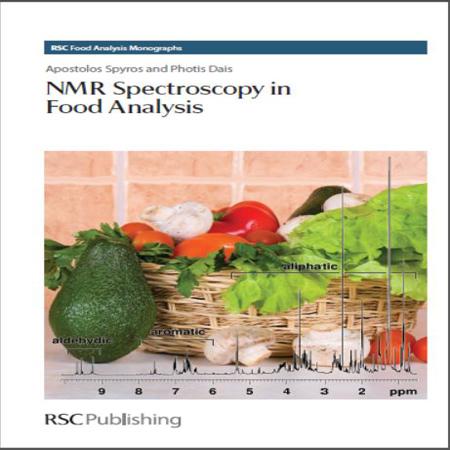 دانلود کتاب کاربرد طیف سنجی NMR در آنالیز مواد غذایی Apostolos Spyros