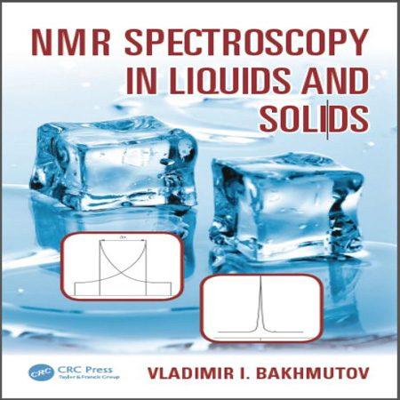 دانلود کتاب طیف سنجی NMR در جامدات و مایعات Vladimir I. Bakhmutov