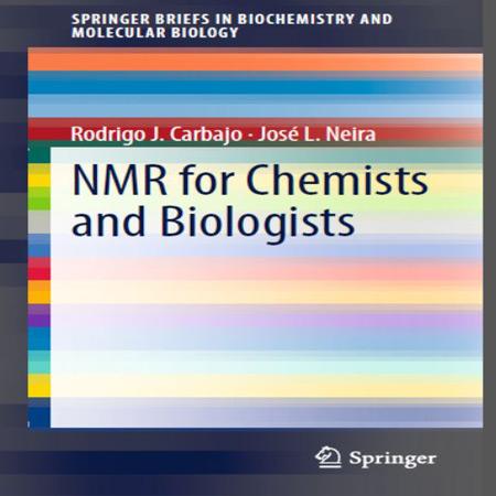 دانلود کتاب NMR for Chemists and Biologists طیف سنجی برای شیمیدان و زیست شناس