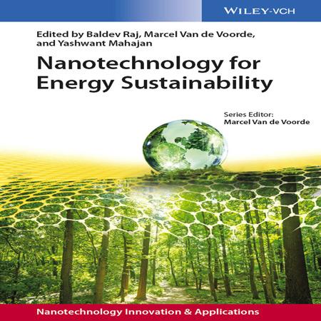 کتاب نانوتکنولوژی برای پایداری انرژی Baldev Raj