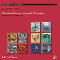 دانلود کتاب نامگذاری ترکیبات در شیمی معدنی از آیوپاک