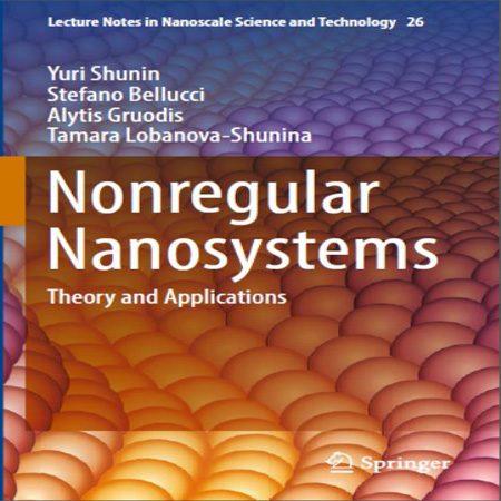 دانلود کتاب نانو سیستم های غیر منظم: تئوری و کاربرد ویرایش 1 اول Yuri Shunin