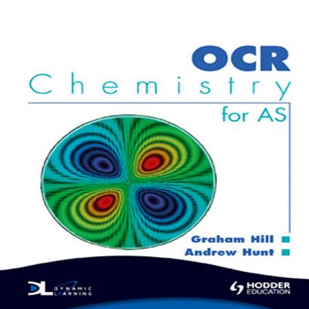 دانلود OCR Chemistry for AS کتاب شیمی عمومی گراهام هیل Graham C. Hill
