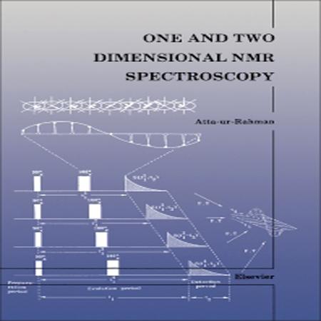 دانلود کتاب طیف سنجی NMR یک بعدی و دو بعدی Atta-ur- Rahman