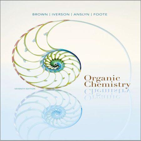 دانلود Organic Chemistry 7th Edition کتاب شیمی آلی ویلیام برون ، آنسلین ویرایش هفتم
