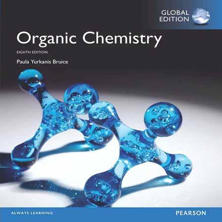 دانلود کتاب شیمی آلی بروس ویرایش هشتم Paula Bruice Global 8th Edition