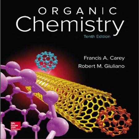 دانلود کتاب شیمی آلی کری ویرایش 10 دهم چاپ 2017