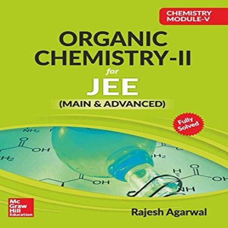 دانلود Organic Chemistry II For JEE کتاب شیمی آلی 2 Rajesh Agarwal