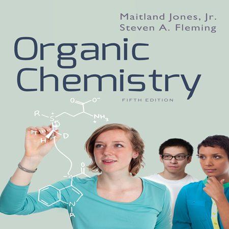 کتاب شیمی آلی مایتلند جونز و استیون فلمینگ ویرایش پنجم
