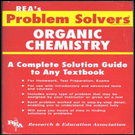دانلود کتاب راهنمای حل تمرین و مسائل شیمی آلی Staff of Research & Education