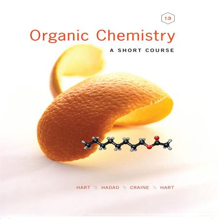 دانلود کتاب شیمی آلی : دورهای کوتاه تالیف هارت هارولد ویرایش 13 سیزدهم