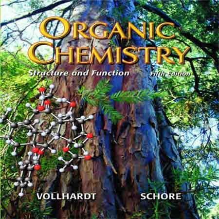 دانلود کتاب شیمی آلی ولهارد ویرایش 5 پنجم Vollhardt
