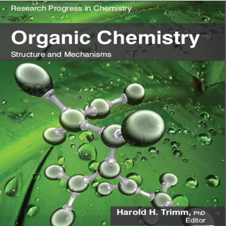 دانلود کتاب مجموعه مقالات شیمی آلی ساختار و مکانیسم ها تالیف هارولد تریم