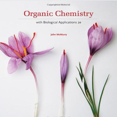 دانلود کتاب شیمی آلی با کاربردهای زیستی تالیف جان مک موری ویرایش 2