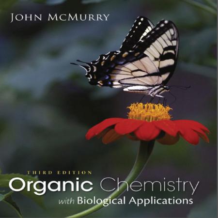 دانلود کتاب شیمی آلی با کاربردهای بیولوژیکی تالیف مک موری ویرایش 3 سوم