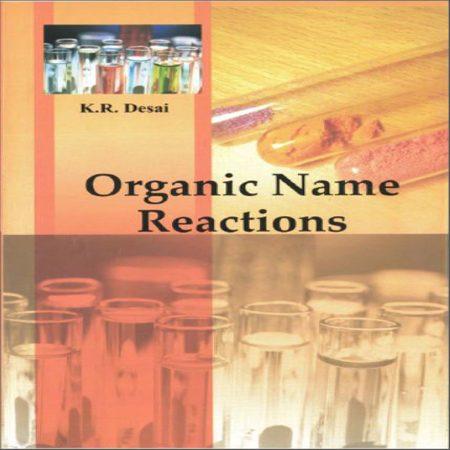 دانلود کتاب Organic Name Reactions تالیف K.R. Desai