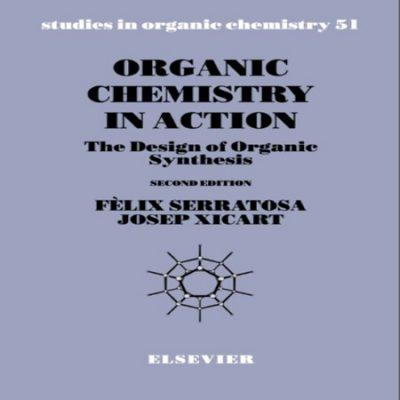 دانلود کتاب شیمی آلی در عمل ویرایش 2 Organic Chemistry in Action