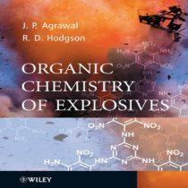 دانلود کتاب Organic Chemistry of Explosives ویرایش 1