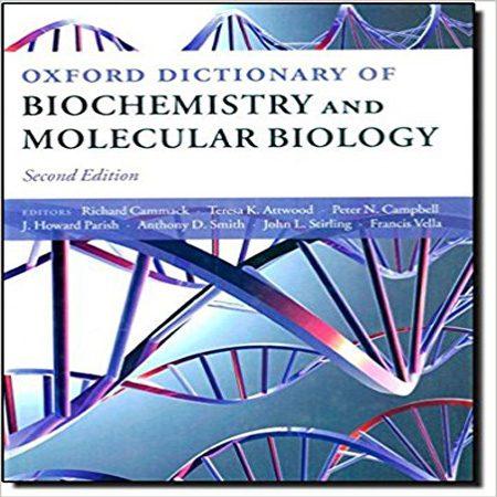 دیکشنری آکسفورد بیوشیمی و زیست شناسی مولکولی ویرایش 2 دوم Teresa Atwood