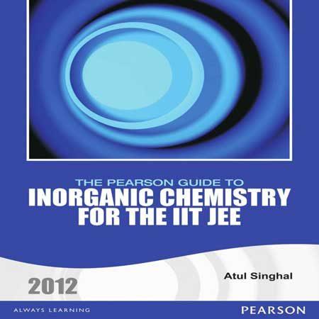 دانلود کتاب راهنمای پیرسون شیمی معدنی برای IIT Jee 2012