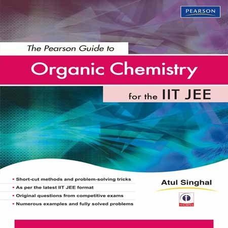 دانلود کتاب راهنمای پیرسون شیمی آلی برای IIT JEE