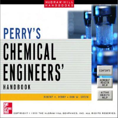 دانلود هندبوک مهندسی شیمی Perry's Chemical Engineers' Handbook ویرایش 7
