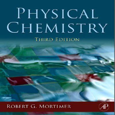 دانلود کتاب شیمی فیزیک مورتیمر ویرایش 3