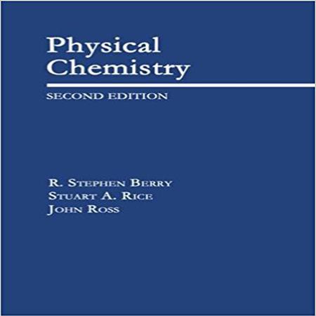 دانلود کتاب شیمی فیزیک بری ویرایش 2 دوم R. Stephen Berry