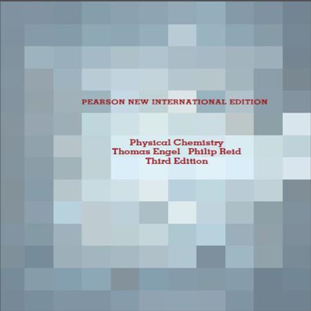 دانلود کتاب شیمی فیزیک توماس اینگل ویرایش 3 سوم Thomas Engel