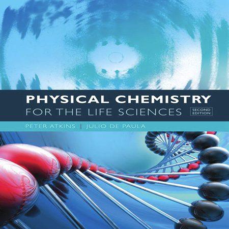 کتاب شیمی فیزیک برای علوم زیستی پیتر اتکینز ویرایش 2 دوم Peter Atkins