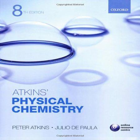 دانلود کتاب شیمی فیزیک اتکینز ویرایش 8