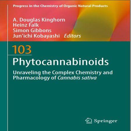 دانلود کتاب Phytocannabinoids شیمی کمپلکس و داروشناسی Kinghorn ویرایش 1 چاپ 2017