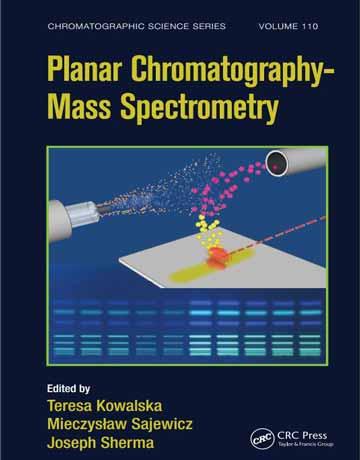 دانلود کتاب طیف سنجی جرمی - کروماتوگرافی مسطح Teresa Kowalska