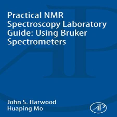 دانلود کتاب راهنمای عملی آزمایشگاه طیف سنجی NMR استفاده از اسپکترومتر Bruker