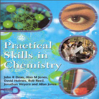دانلود کتاب Practical Skills in Chemistry مهارت های عملی در شیمی ویرایش 1