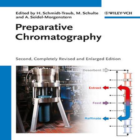 دانلود کتاب کروماتوگرافی تهیه ای ویرایش 2 دوم H. Schmidt-Traub