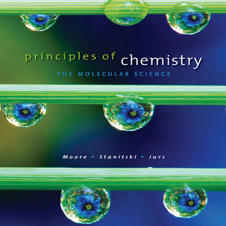 Principles of Chemistry: The Molecular Science کتاب اصول شیمی و علوم مولکولی Moore
