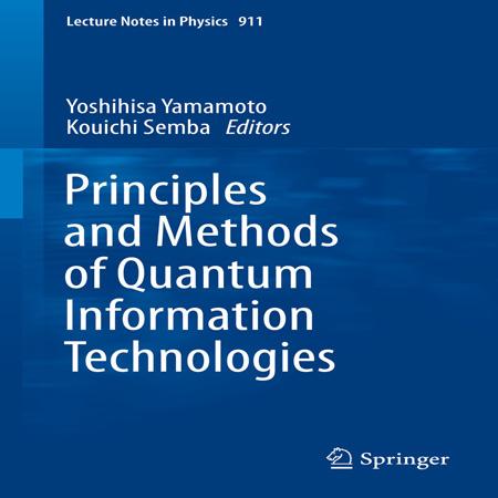 دانلود کتاب اصول و روش های فناوری اطلاعات کوانتومی Yamamoto
