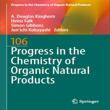 دانلود کتاب پیشرفت در شیمی آلی فراورده و محصولات آلی 106 Douglas Kinghorn