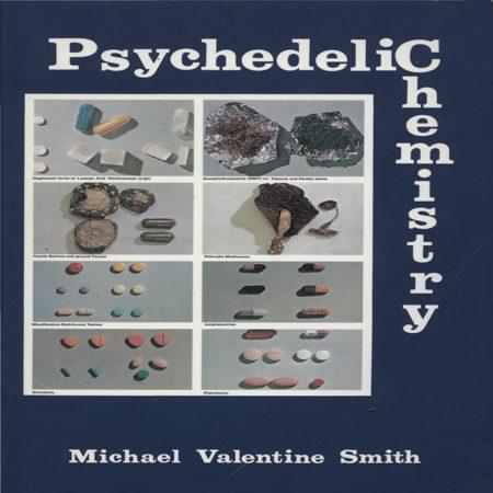 دانلود Psychedelic Chemistry Michael Valentine Smith کتاب شیمی مواد روانگردان