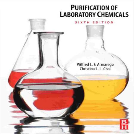 دانلود کتاب روش های خالص سازی مواد در آزمایشگاه شیمی ویرایش 6