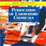 دانلود کتاب Purification of Laboratory Chemicals خالص سازی آزمایشگاه ویرایش 5